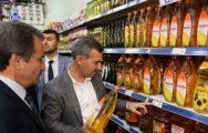 Yeşilyurt'ta Enflasyonla Mücadele'ye Destek