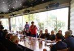 Aday adayı Ekinci Basın Mensuplarına Hedef Ve Misyonunu Anlattı