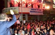 Büyükşehir Adayı Olan Gürkan'a Coşkulu Karşılama