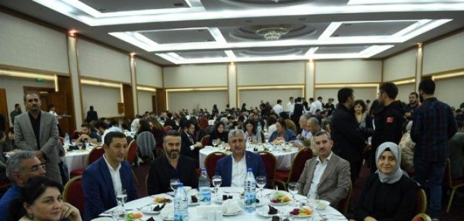 Çınar Film Festivalinin Davetlilerini Ağırladı