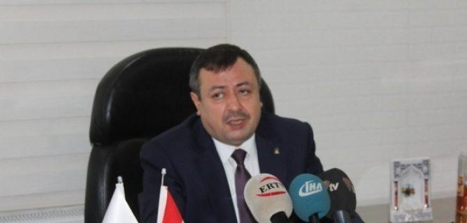 Malatya Büyükşehir Aday Adayı Ali Bakan'dan Açıklama