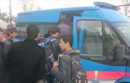 Malatya'da 33 Göçmen Yakalandı