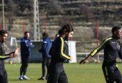 Adem Büyük Antalyaspor Maçında Forma Giyecek