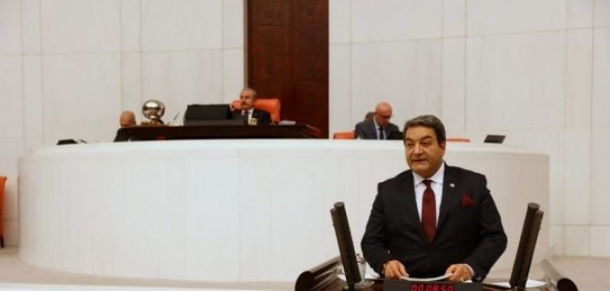 Fendoğlu, Ticaret Bakanlığı Bütçesiyle İlgili Konuştu
