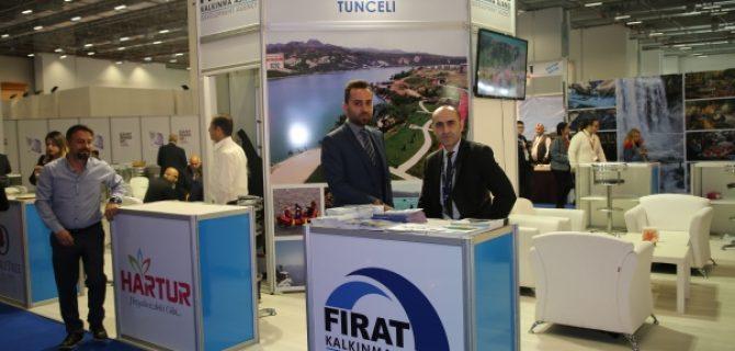 FKA Bölge İllerini Travel Turkey Fuarı'nda Tanıttı